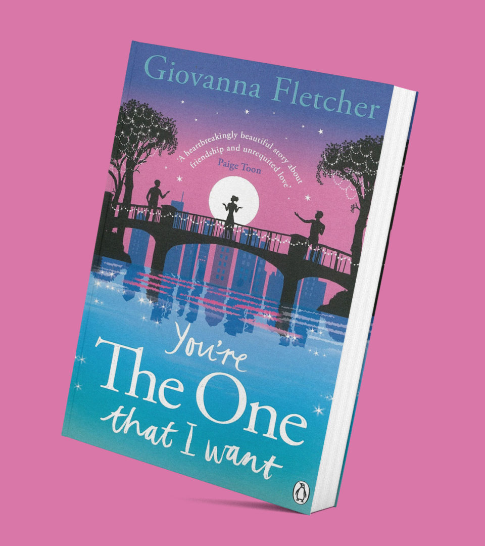 you re the one that i want books giovanna fletcher