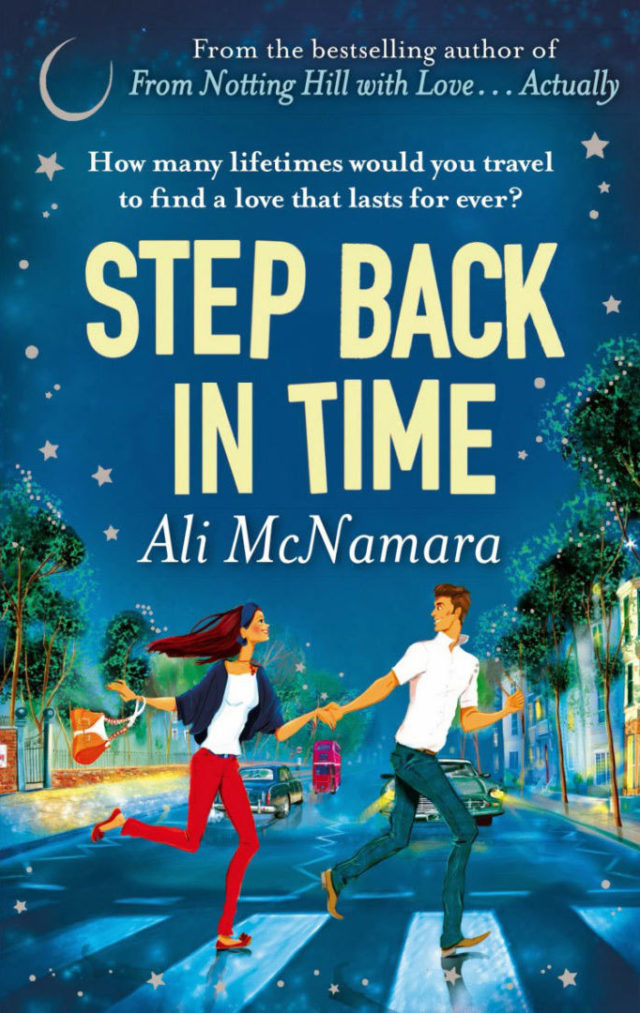 Step Back in Time by Ali McNamara