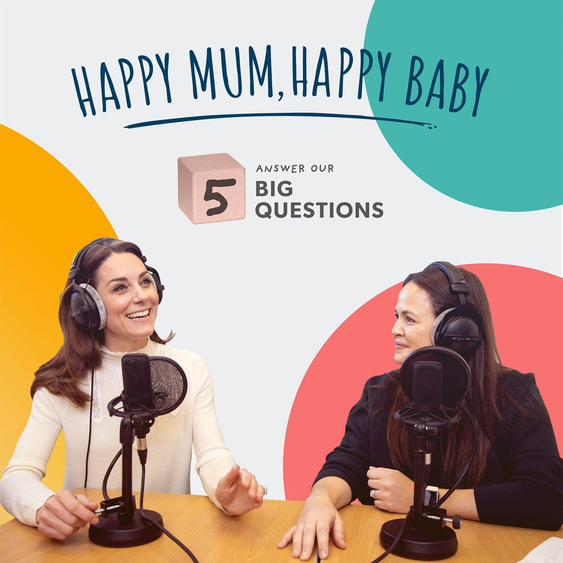 Happy Mum Happy Baby: The Duchess of Cambridge