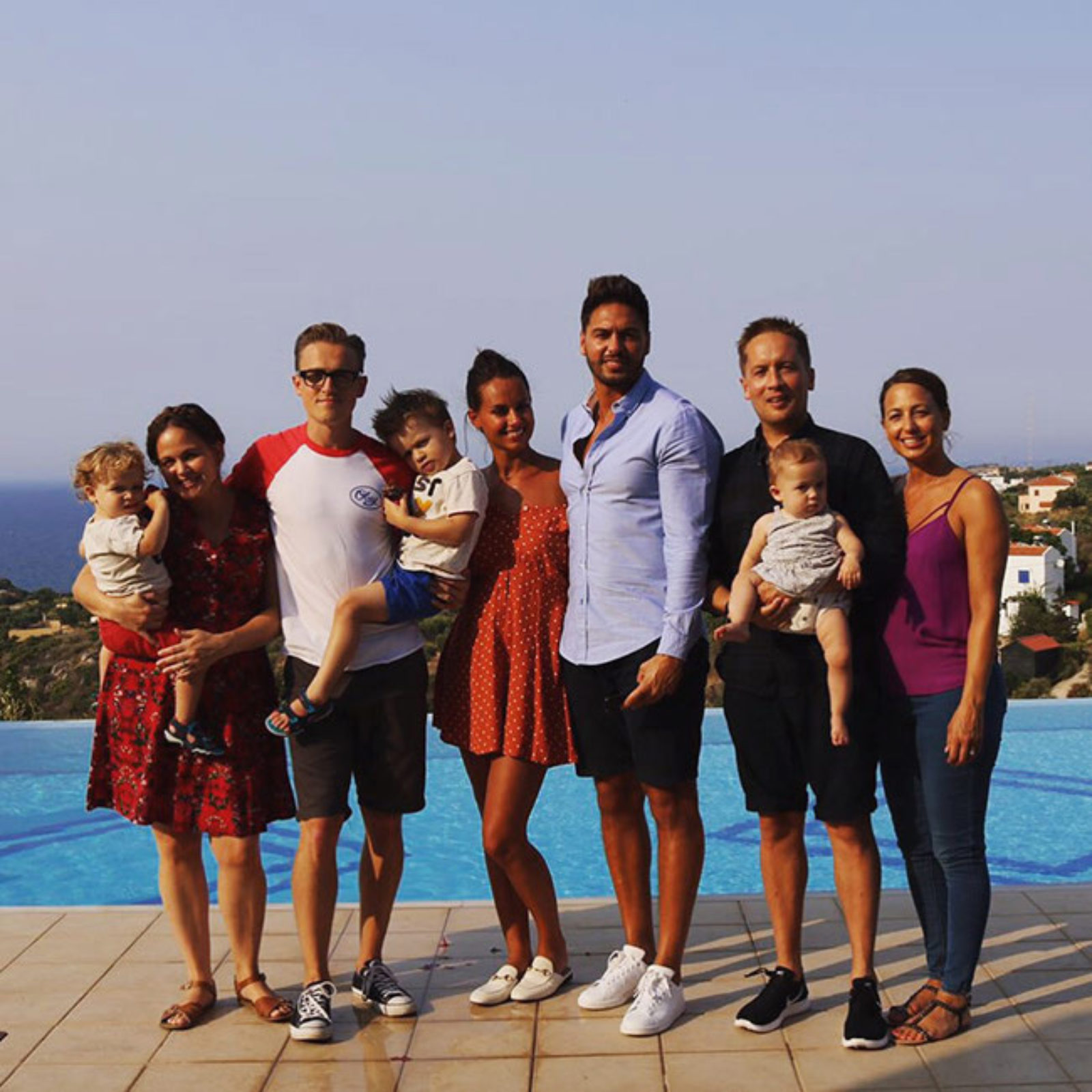 Our big family holiday!
