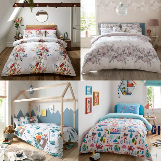 My bedding collection with Next
