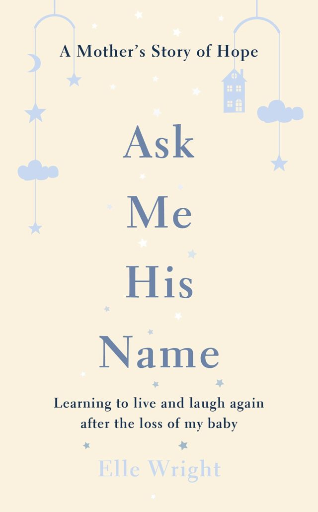 Ask Me His Name by Elle Wright