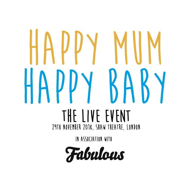 Happy Mum Happy Baby: LIVE!