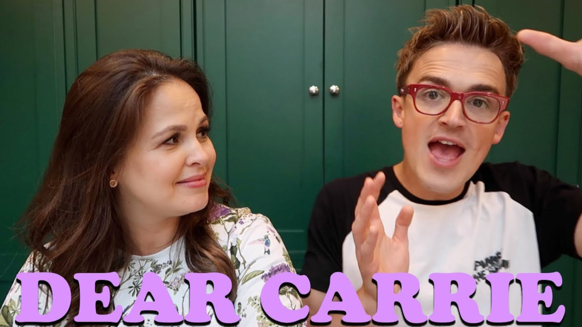 Billy and Me: The Musical, working together and bickering | DEAR CARRIE