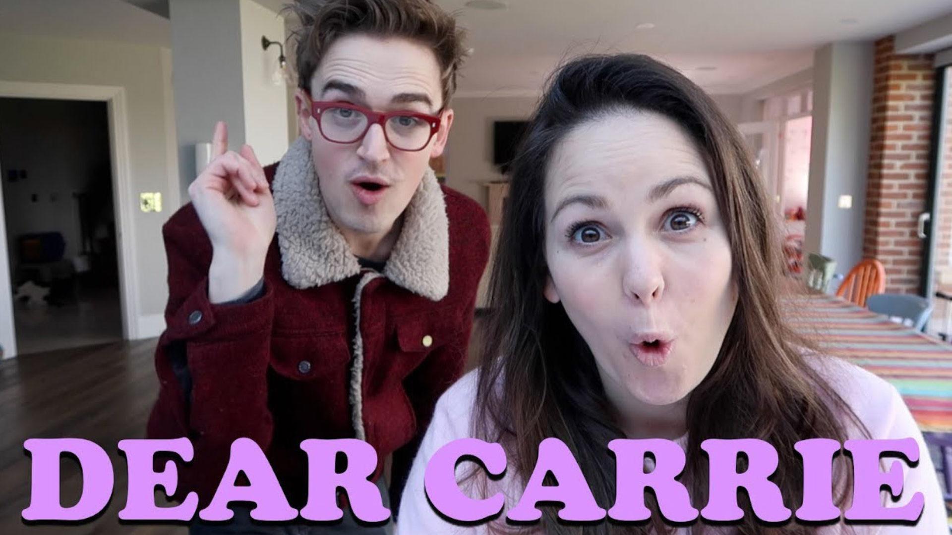 I'm Pregnant! | DEAR CARRIE